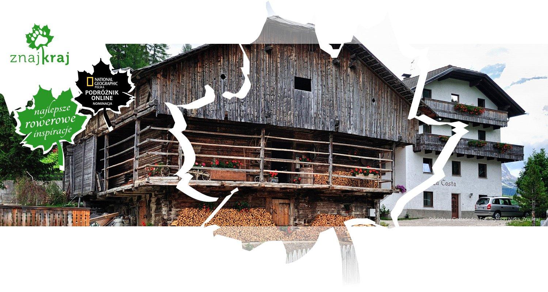 Stodoła w Costadedoi