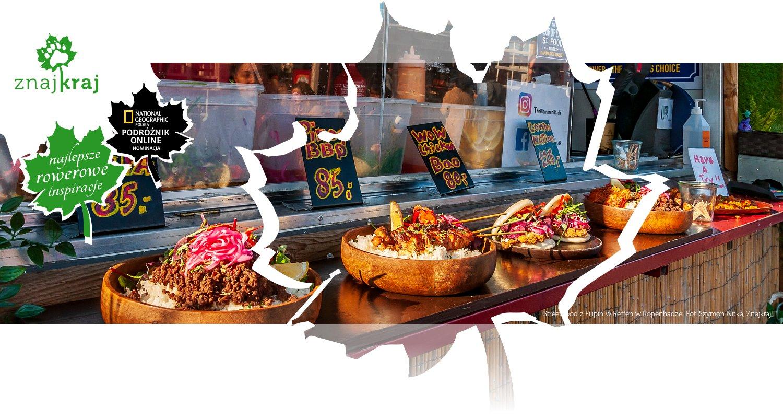 Street food z Filipin w Reffen w Kopenhadze