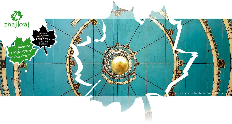 Sufit planetarium we Franeker