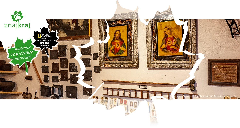 Święte obrazy w Muzeum Historii Bieszczad
