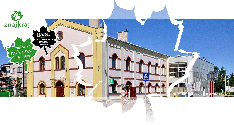 Synagoga - dom kultury w Żarkach