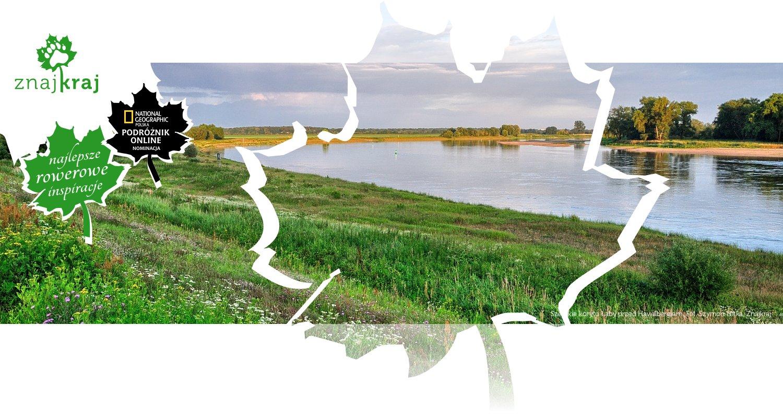 Szerokie koryto Łaby przed Havelbergiem