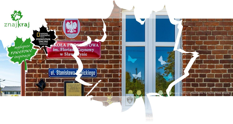 Szkoła Podstawowa imienia Floriana Ceynowy w Sławoszynie
