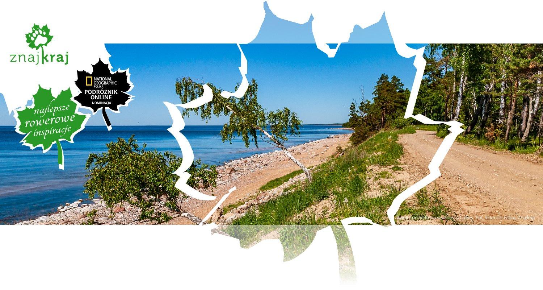 Szlak EuroVelo na wybrzeżu Łotwy