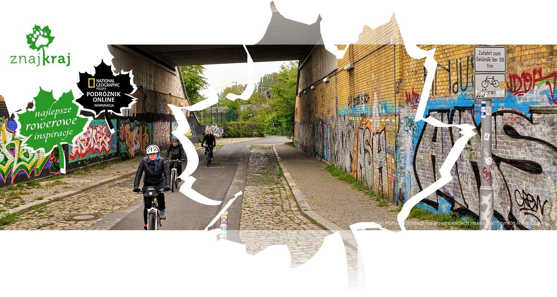Szlak Muru Berlińskiego na przedmieściach miasta