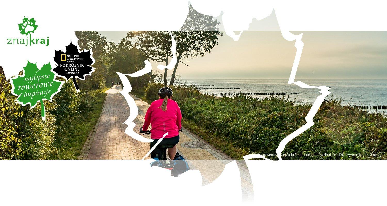 Szlak rowerowy EuroVelo 10 na Pomorzu Zachodnim