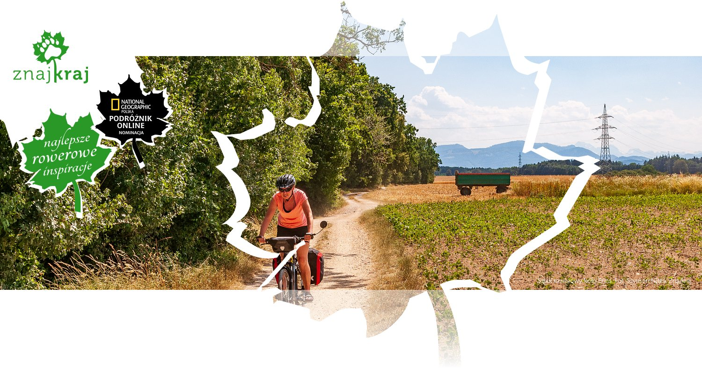 Szlak rowerowy koło Enns