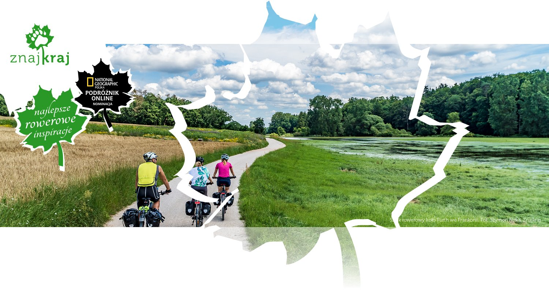 Szlak rowerowy koło Fürth we Frankonii