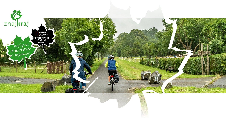Szlak rowerowy koło Ortenbergu