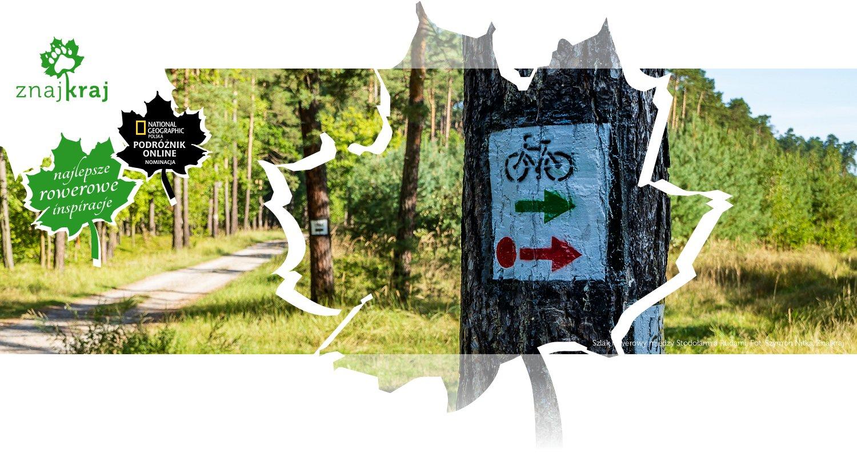Szlak rowerowy między Stodołami a Rudami