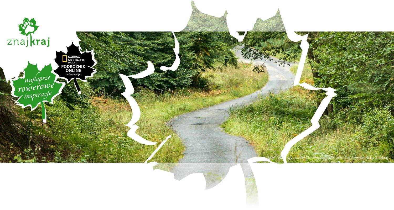 Szlak rowerowy między Złocieńcem a Wałczem