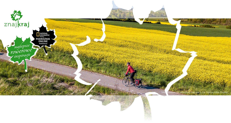Szlak rowerowy na północnych Kaszubach