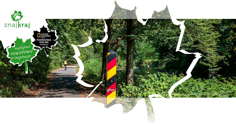 Szlak rowerowy nad Nysą za Hirschfelde