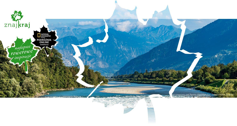 Szlak rowerowy nad Renem Alpejskim