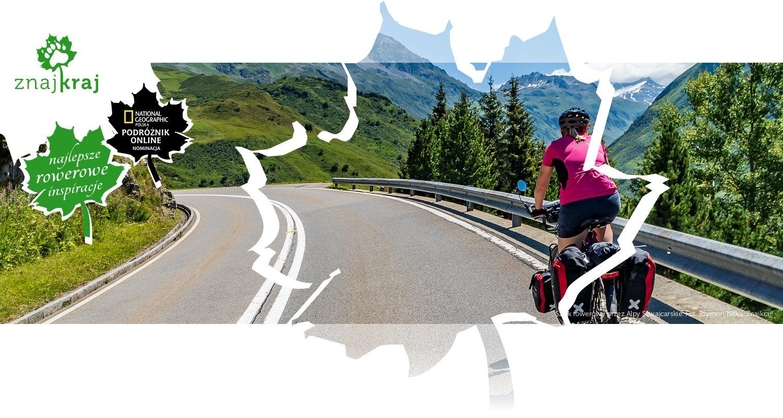 Szlak rowerowy przez Alpy Szwajcarskie