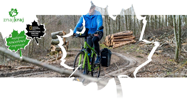 Szlak rowerowy przez Wzgórza Dylewskie