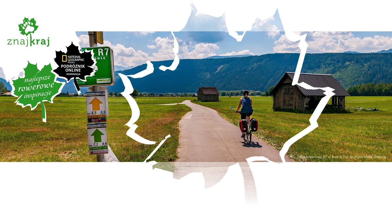 Szlak rowerowy R7 w Austrii