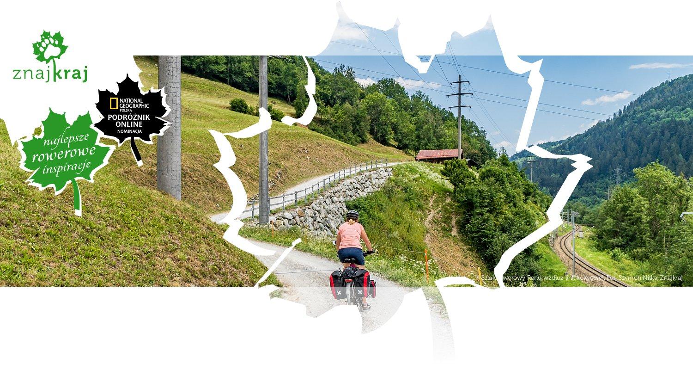 Szlak rowerowy Renu wzdłuż linii kolejowej
