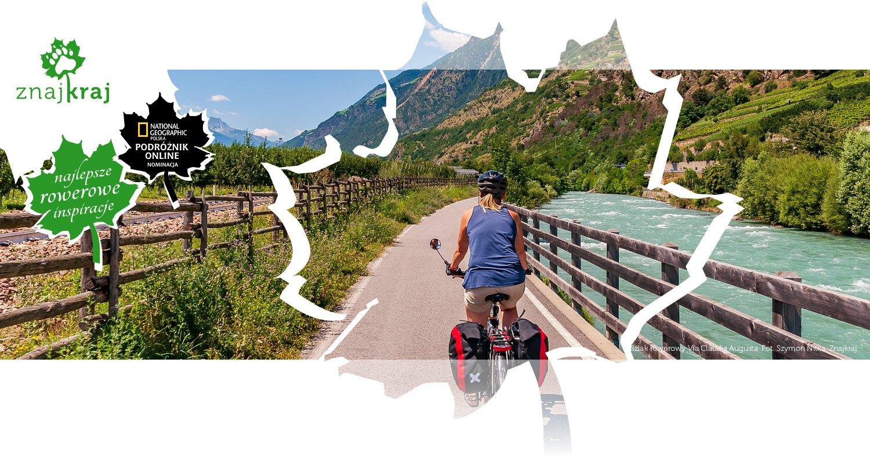 Szlak rowerowy Via Claudia Augusta