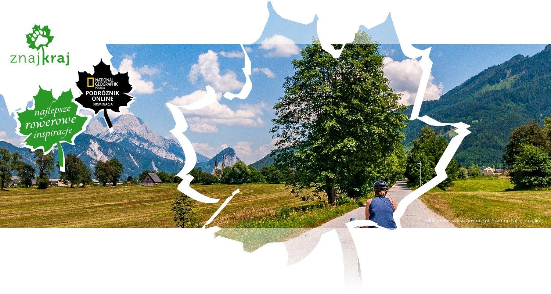 Szlak rowerowy w Austrii