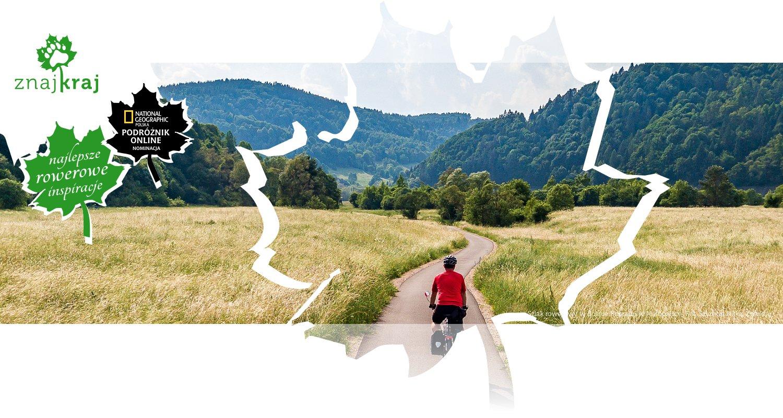 Szlak rowerowy w dolinie Popradu w Małopolsce