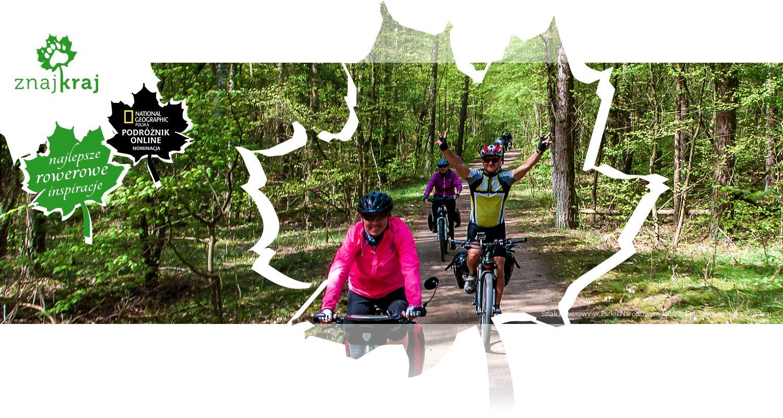 Szlak rowerowy w Parku Narodowym Müritz