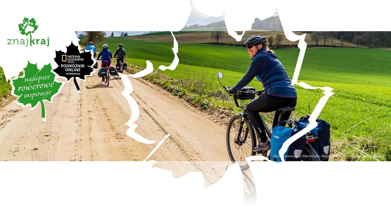 Szlak rowerowy w Warmińsko-Mazurskiem