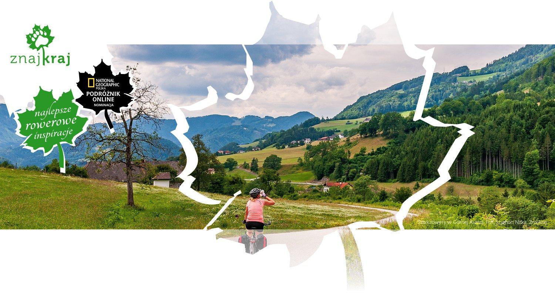 Szlak rowery w Górnej Austrii