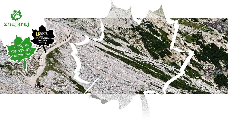Szlak w kierunku Croda Passaporto