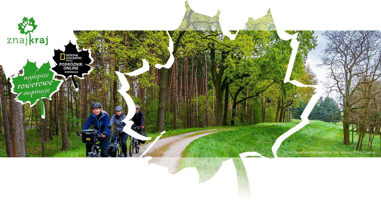 Szlaki rowerowe Brandenburgii