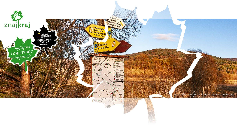 Szlaki turystyczne w Bieszczadach