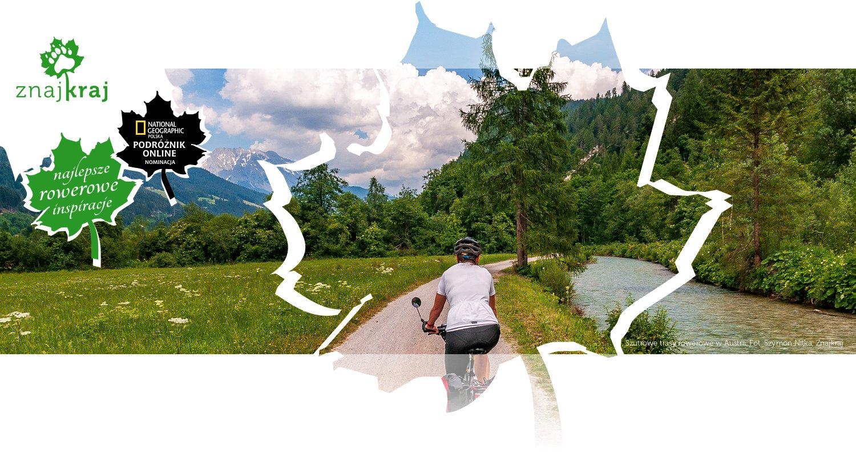 Szutrowe trasy rowerowe w Austrii