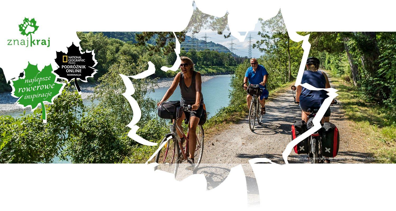 Szwajcaria - turystyka rowerowa nad Renem