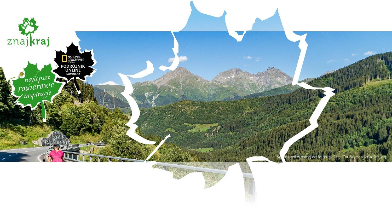 Szybki zjazd w górnej części doliny Renu