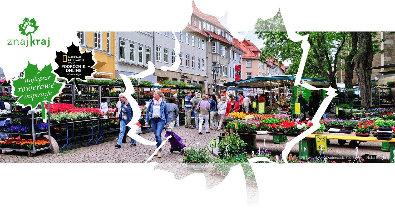 Targ kwiatowy w Duderstadt