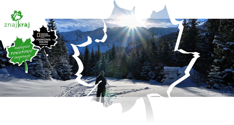 Tatry słowackie zimą