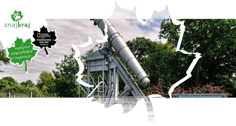 Teleskop w Parku Optyki w Rathenow