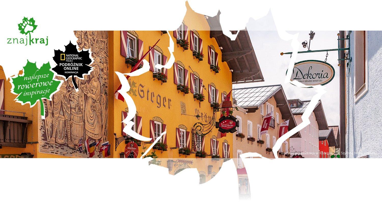 Tradycyjna zabudowa w Radstadt