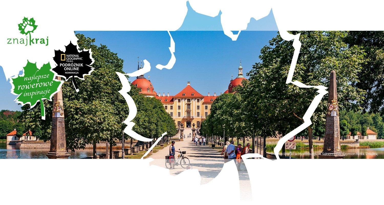 Trakt królewski w Moritzburgu w Saksonii