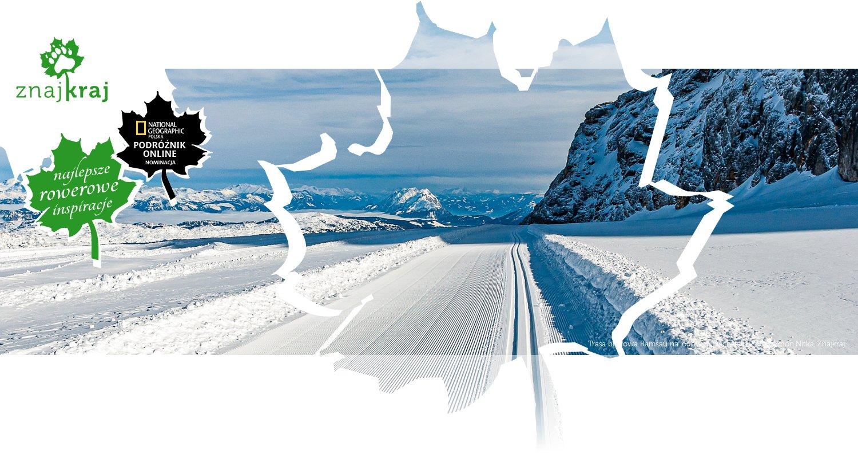 Trasa biegowa Ramsau na lodowcu Dachstein