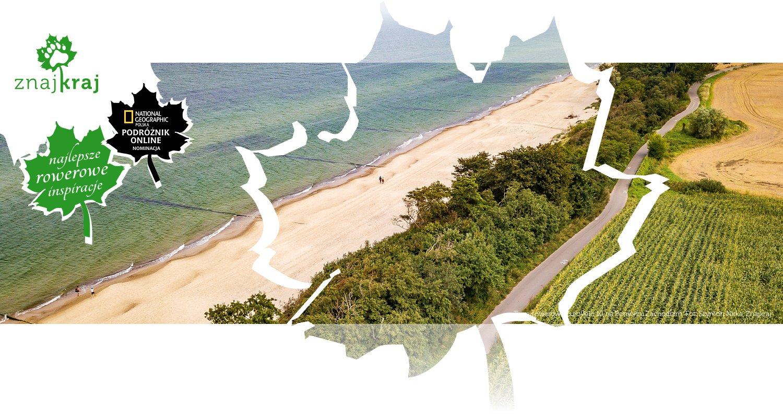 Trasa rowerowa EuroVelo 10 na Pomorzu Zachodnim