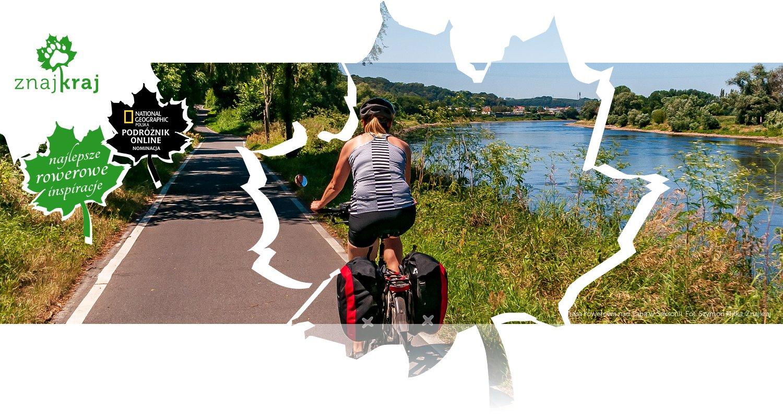 Trasa rowerowa nad Łabą w Saksonii