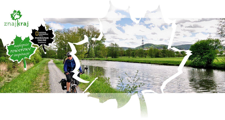 Trasa rowerowa nad Menem Białym