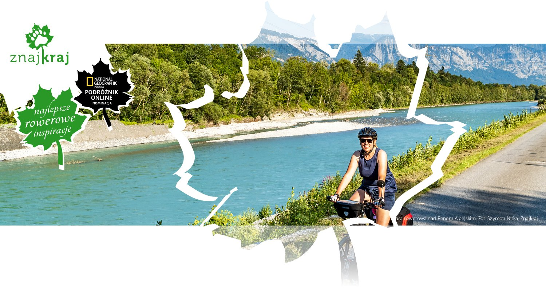 Trasa rowerowa nad Renem Alpejskim