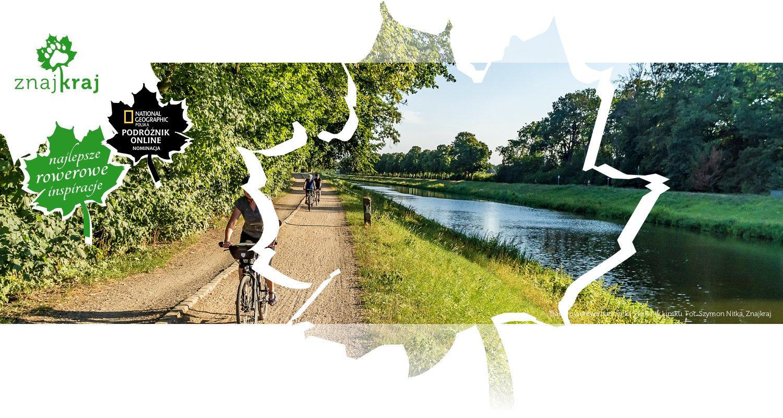 Trasa rowerowa nad rzeką Pleiße w Lipsku