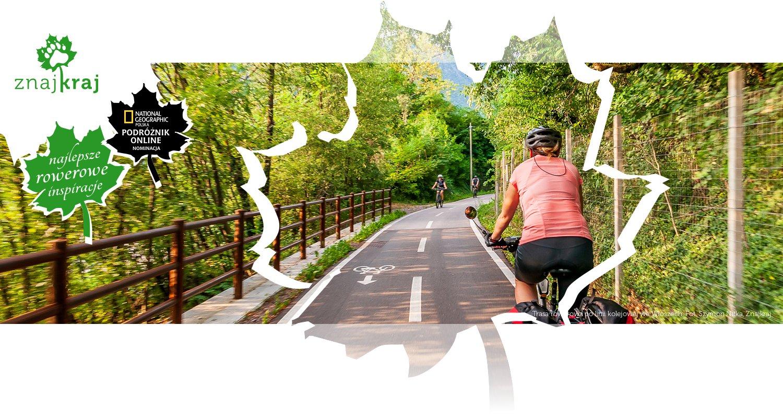 Trasa rowerowa po linii kolejowej we Włoszech