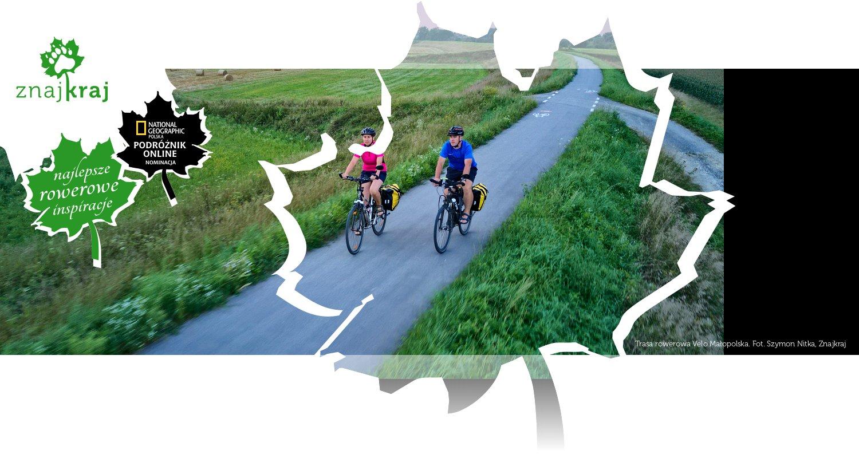 Trasa rowerowa Velo Małopolska