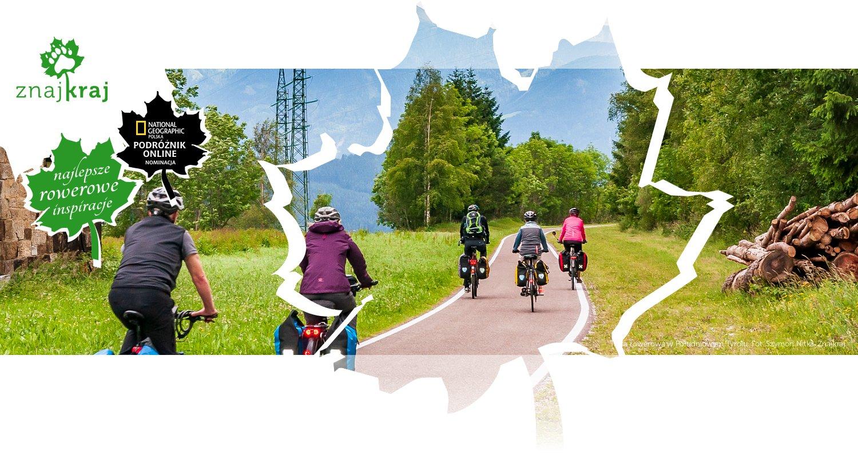 Trasa rowerowa w Południowym Tyrolu