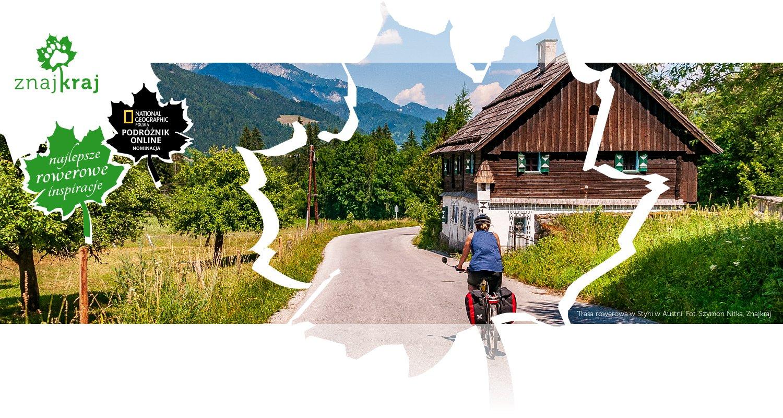 Trasa rowerowa w Styrii w Austrii