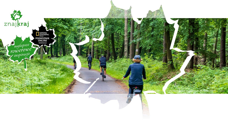 Trasa rowerowa w Tenczyńskim Parku Krajobrazowym